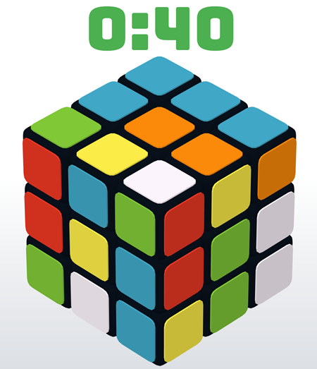 3D Rubiks Cube.