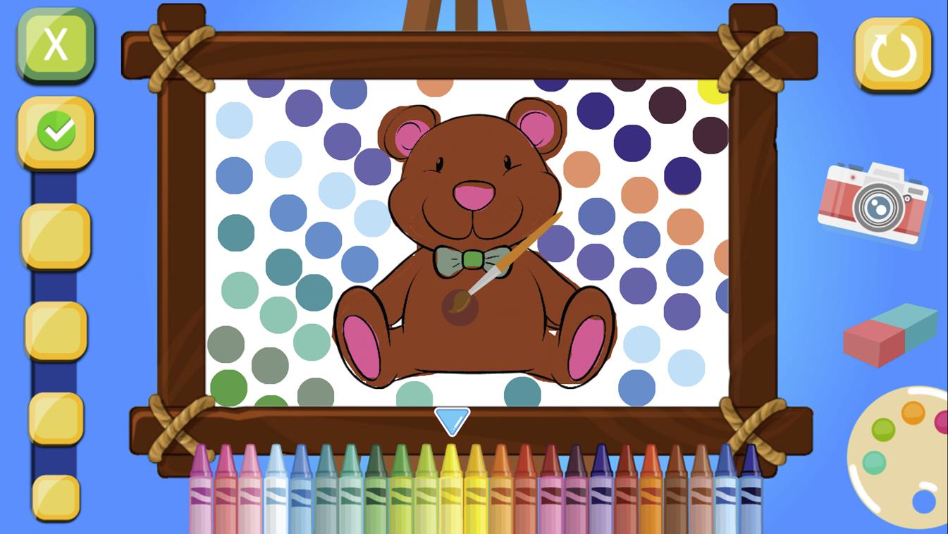 Coloring Kids.