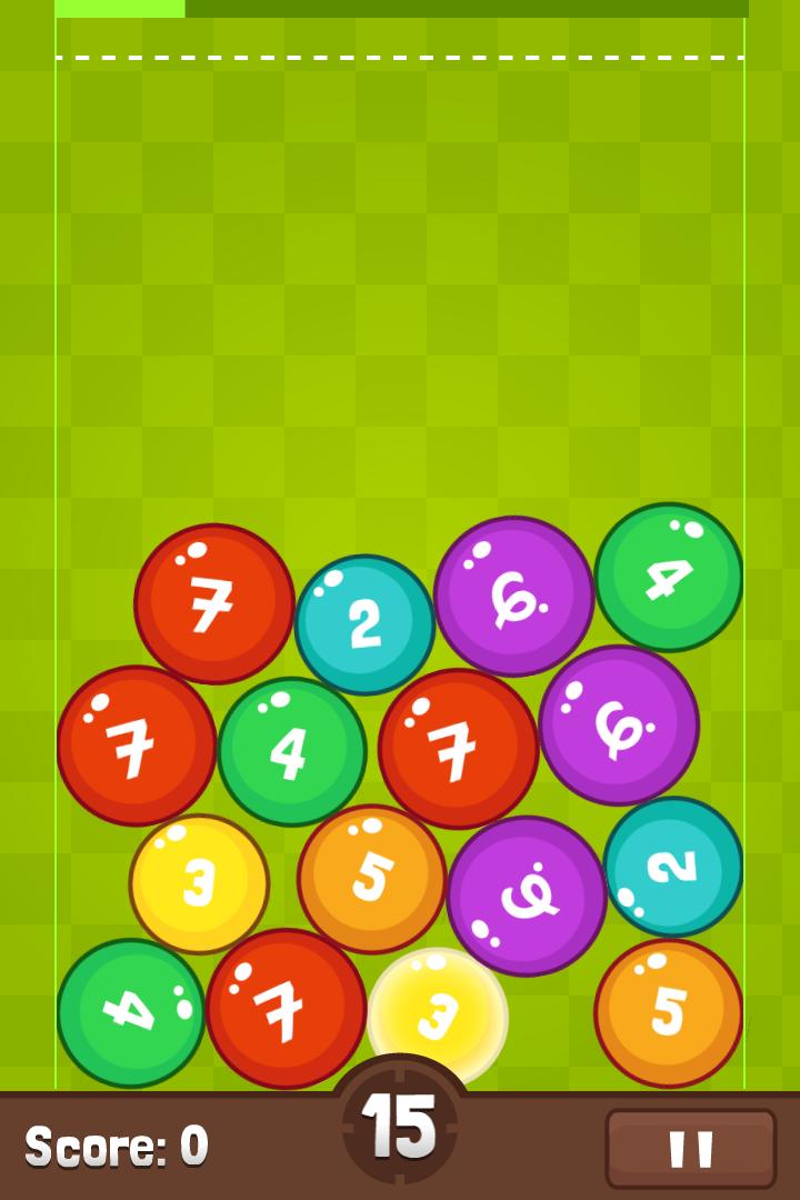 Math Balls.