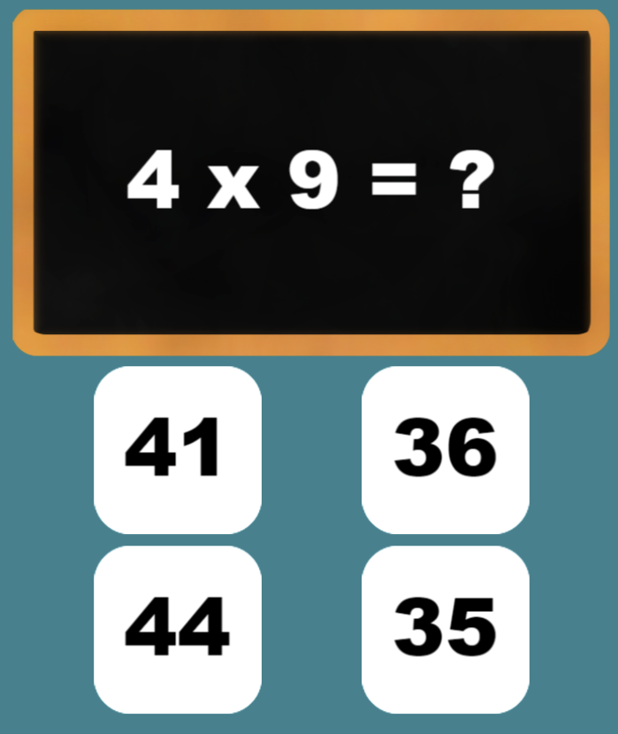 Math Quiz.