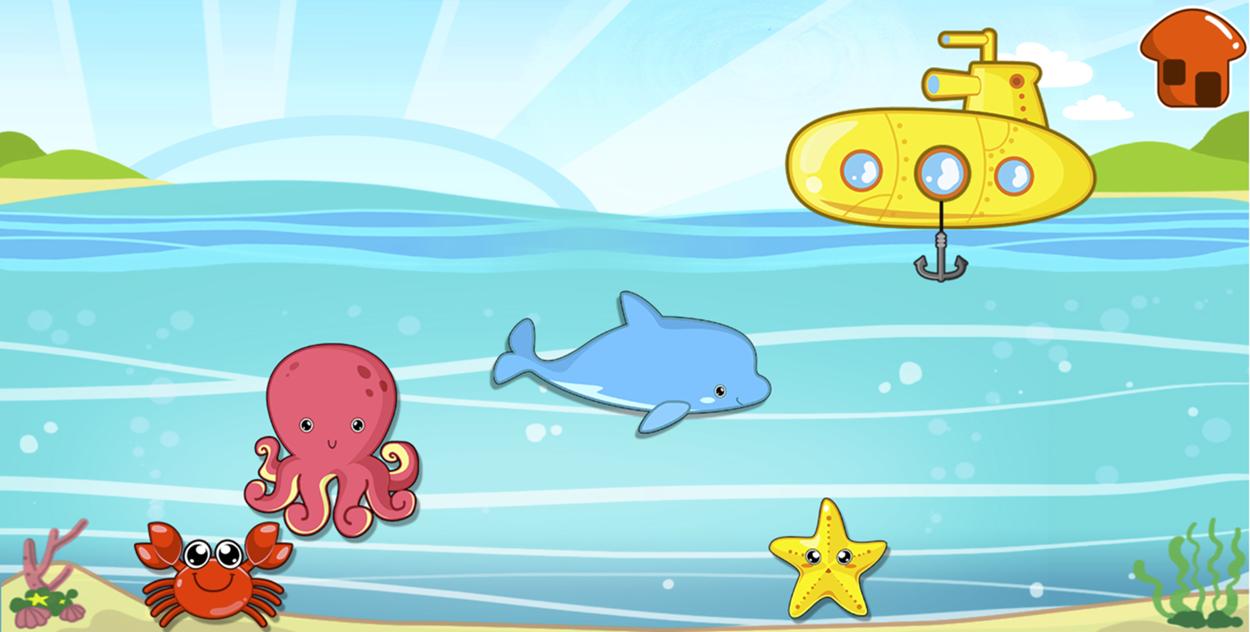 Sea Animal.