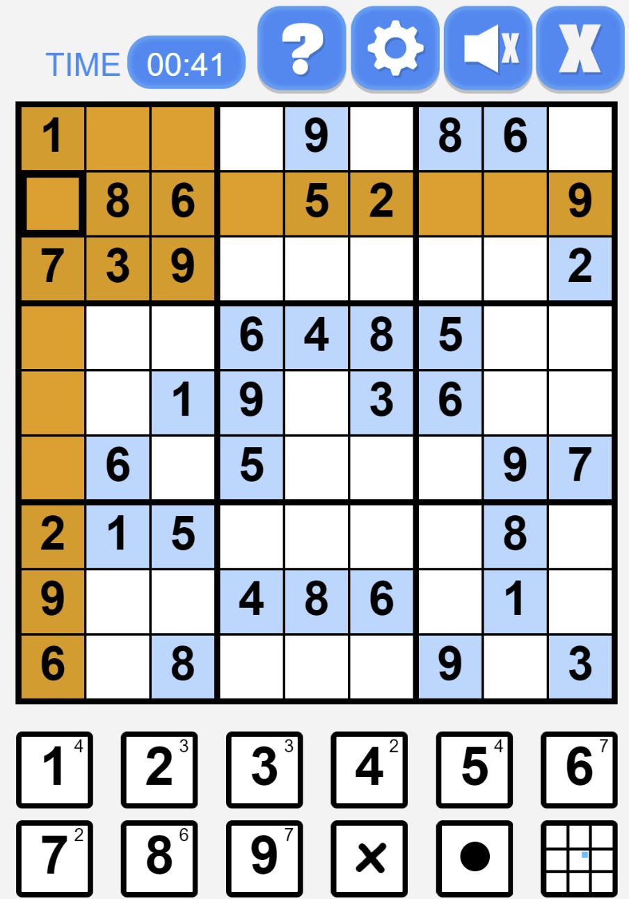 Ultimate Sudoku.