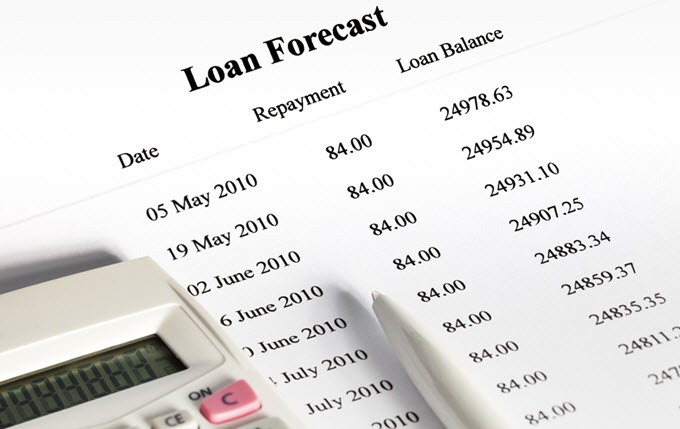 loan repayment calculator with extra payments