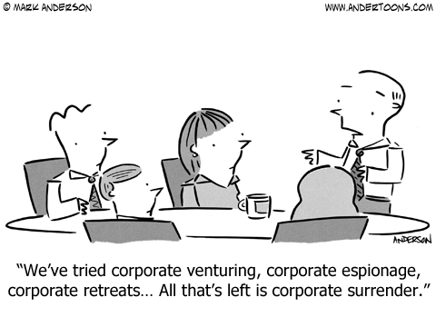 Exploring Various Corporate Business Strategy Options.