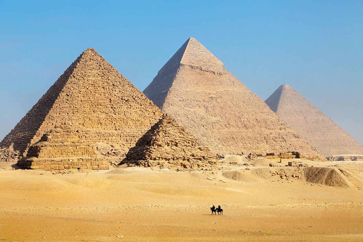 Egyptian artifact
