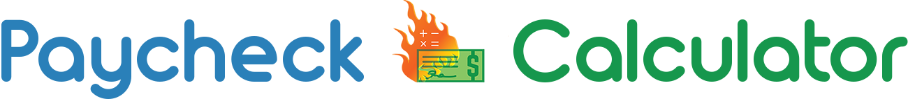 Paycheck Calculator Logo.