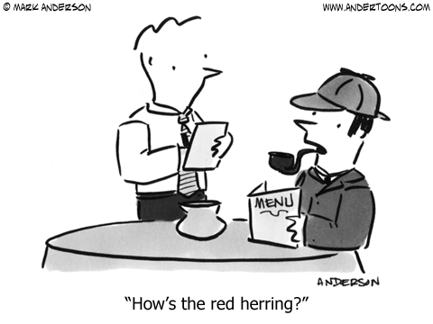 Red Herring.