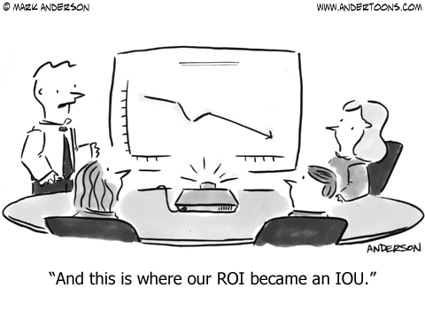 ROI Cartoon.