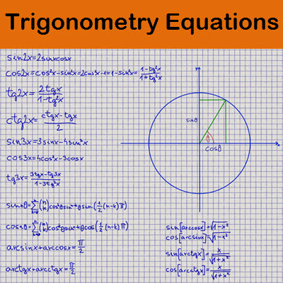 Trigonometry Equations.