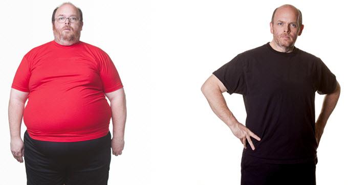 Weight Loss Success.